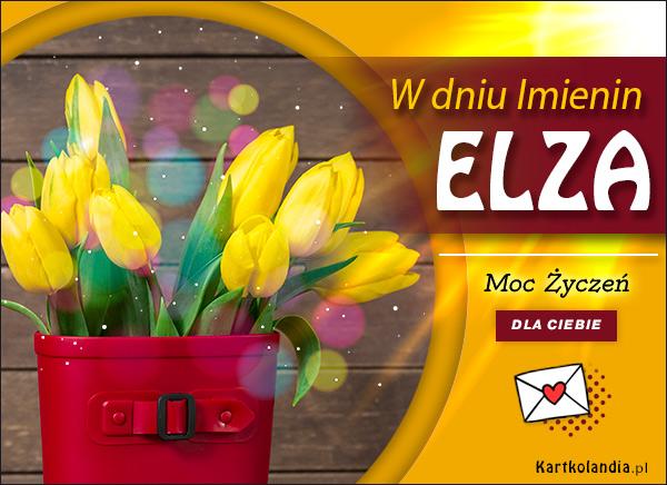Moc Życzeń dla Elzy
