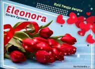 eKartki elektroniczne z tagiem: e-Kartka na imieniny Eleonora - Gorące Życzenia,
