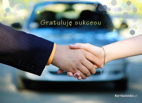 Gratulujê sukcesu