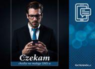 eKartki Wyraź uczucia -> Czekam na Ciebie Czekam na SMS-a,