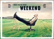eKartki elektroniczne z tagiem: Darmowa e-kartka marzenia Wolny weekend,