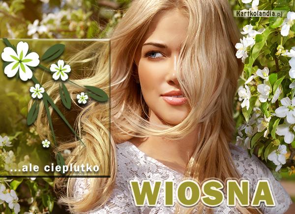 Wiosenny powiew wiatru