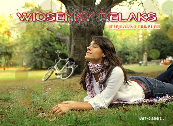 Wiosenny relaks