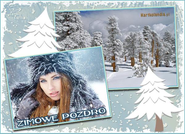 Zimowe pozdro