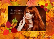 eKartki elektroniczne z tagiem: Kartki jesień Jesienne pozdrowienia,
