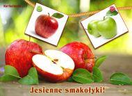 eKartki elektroniczne z tagiem: Jesień Jesienne smakołyki,
