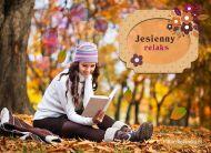 eKartki elektroniczne z tagiem: Kartki jesień Jesienny relaks,