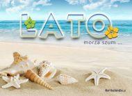 eKartki elektroniczne z tagiem: Lato Letni morza szum,