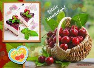 eKartki Cztery Pory Roku Letnie smakołyki,