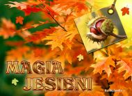 eKartki elektroniczne z tagiem: Jesień Magia jesieni,