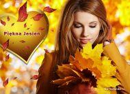 eKartki elektroniczne z tagiem: e-Kartki jesień Piękna jesień,