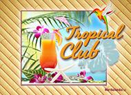 eKartki elektroniczne z tagiem: Lato Tropikalny koktajl,