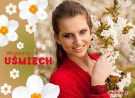 eKartki Cztery Pory Roku Wiosenny uśmiech,