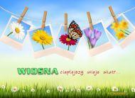 eKartki elektroniczne z tagiem: e-Kartki wiosenne Wiosenny wiatr,
