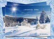eKartki Cztery Pory Roku Wreszcie zima,