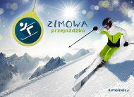 eKartki Cztery Pory Roku Zimowa przeja¿d¿ka,