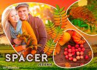 eKartki elektroniczne z tagiem: Kartki zaproszenia Spacer jesienią,