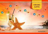 eKartki elektroniczne z tagiem: e-Kartka Uroki lata,