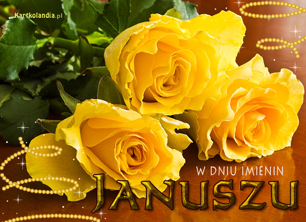 Imieniny Janusza