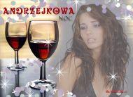 eKartki Imienne mêskie Andrzejkowa noc,