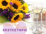 eKartki Imienne męskie Dla Ciebie Krzysztofie,