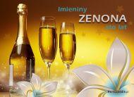 eKartki Imienne mêskie Imieninowy toast,