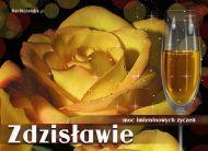 eKartki elektroniczne z tagiem: e-Kartka imieninowa Imieniny Zdzis�awa,