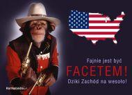 eKartki elektroniczne z tagiem: Darmowe kartki na Dzieñ Mê¿czyzny Dziki Zachód na weso³o,
