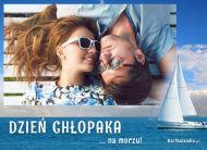 eKartki elektroniczne z tagiem: Kartka dla Ch³opaka Na morzu,