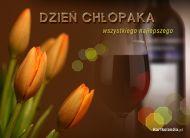 eKartki Dzieñ Ch³opaka Wszystkiego najlepszego,