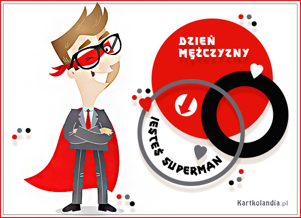 Jesteś SuperMan