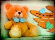 eKartki elektroniczne z tagiem: Kartki na Dzień Chłopaka online Buziaki dla Misiaczka,