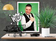 eKartki elektroniczne z tagiem: Kartki na Dzień Chłopaka online Mężczyzną być!,
