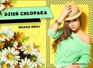 eKartki elektroniczne z tagiem: Kartki na Dzień Chłopaka online Miłego dnia!,