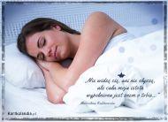 eKartki elektroniczne z tagiem: Dobranoc Śnię o Tobie!,