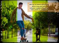 eKartki Złote Myśli Przyjaźń psa,