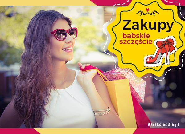 eKartki elektroniczne z tagiem: Darmowe kartki internetowe Babskie szczęście!,