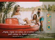 eKartki Wyraź uczucia Bądź szczęśliwa!,