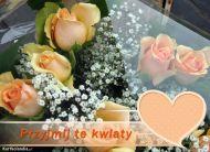 eKartki Kwiaty Przyjmij te kwiaty,