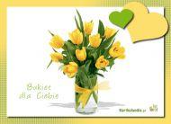 eKartki Kwiaty Cudowny bukiet,
