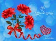 eKartki Kwiaty Dla najpiêkniejszej,