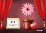 eKartki Kwiaty e-Kartka z kwiatkiem,