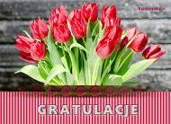 eKartki Kwiaty Gratulacje,