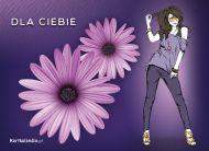 eKartki Kwiaty Kwiatki nastolatki,