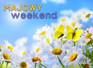 eKartki Kwiaty Majowy weekend,
