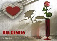 eKartki Kwiaty Róża dla Ciebie,