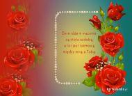 eKartki Kwiaty Ró¿e dla Ciebie,