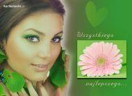 eKartki Kwiaty Wszystkiego naj...,