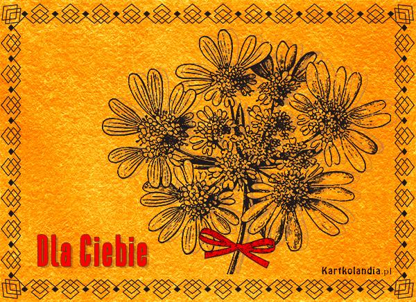 e-Kartka kwiaty