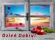 eKartki elektroniczne z tagiem: Kartki dzień dobry Kwiaty na Dzień Dobry,